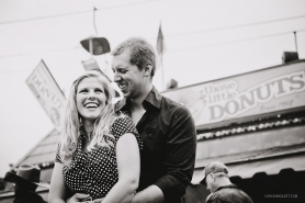 Calgary Stampede | Calgary Engagement Photography | Carnival Engagement Photos | Love | Carlin Anquist Photography