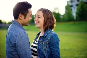 Lori & Warren + 1 // Calgary Maternity Photographer | Calgary Engagement Photographer | Carlin Anquist Photography