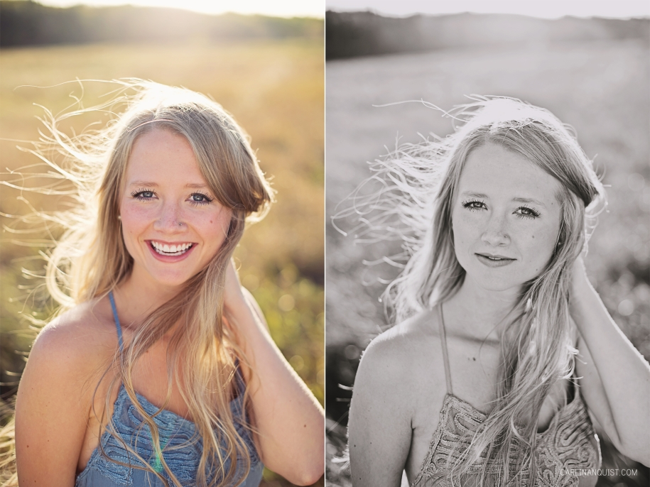 Kayla // Fish Creek Park | Senior Portraits | Portrait Photography | Calgary Portrait Photographers | Carlin Anquist Photography