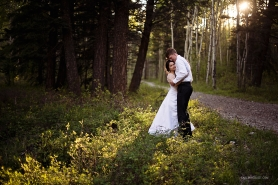 Crowsnest Pass Wedding Photographers | Carlin Anquist Photography