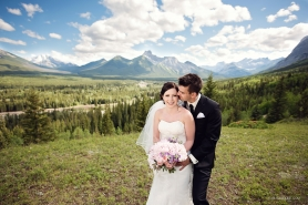 Delta Lodge Kananaskis Wedding Photographer | Carlin Anquist Photography