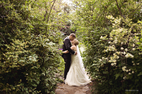 Calgary Zoo Wedding Photographer | Carlin Anquist Photography