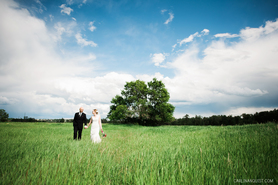 Fish Creek Park Wedding