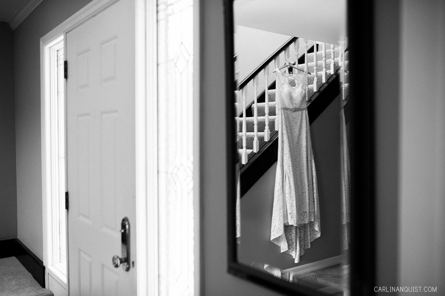 Pure Magnolia Wedding Dress | Calgary Wedding Photographer