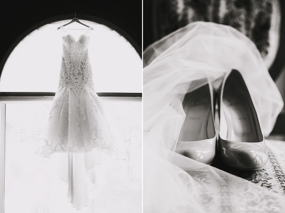 Wedding Dress | Wedding Shoes