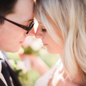 Romantic Wedding Photographer | Cochrane Wedding Photographer