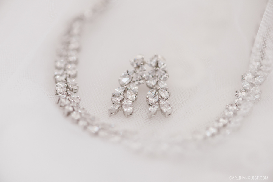 Bridal Jewelry | Heritage Pointe Golf Club Wedding Photographer