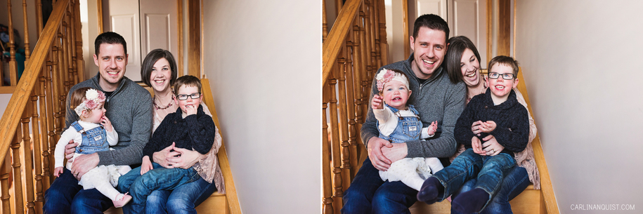 Lifestyle Family Photographer in Calgary