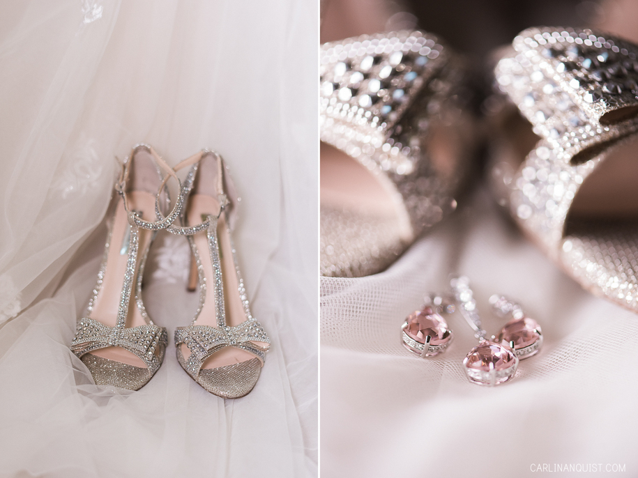 Wedding Shoes | Calgary Wedding Photographer