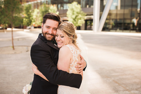 Downtown Calgary Wedding Photos
